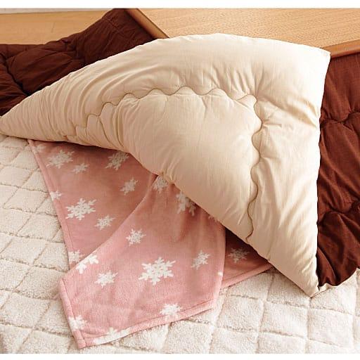 こたつ中掛け毛布の商品画像