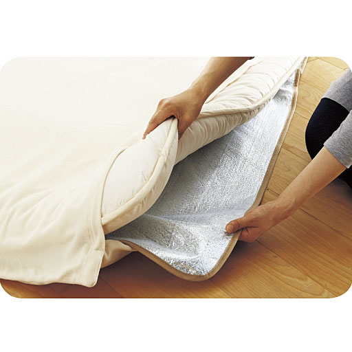 【SALE】 敷き布団用断熱シートの写真