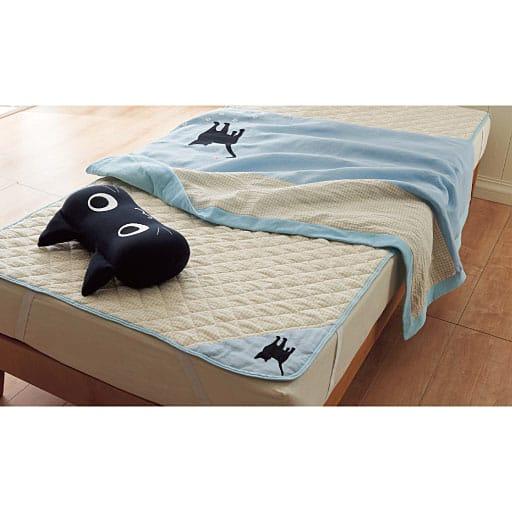 「猫が好き!」ネコクッション枕の写真