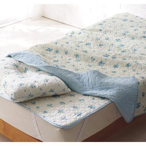 やわらかガーゼのウォッシュキルト枕 – セシール