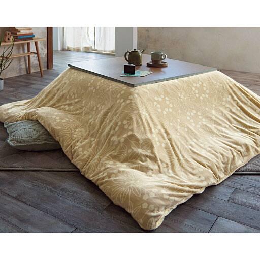もっちり感触のこたつ掛け布団カバー – セシール