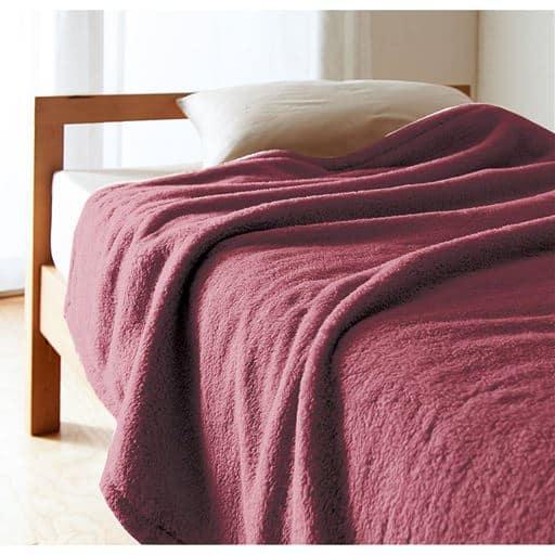 「くるまった時の気持ちよさ」ふわふわマイクロ毛布の商品画像