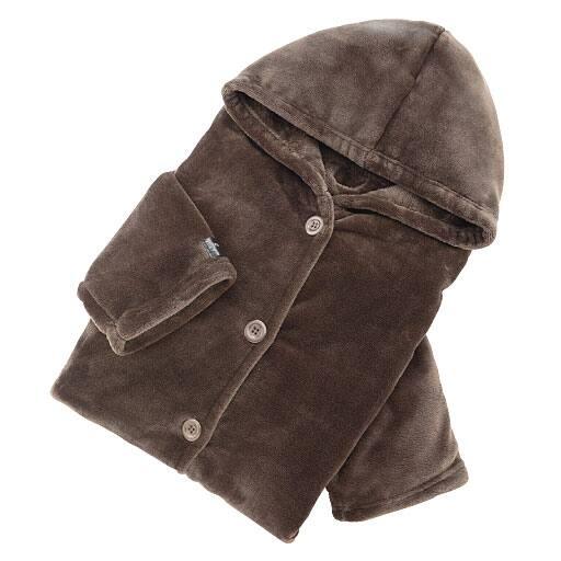 【レディース】 「mofua」着る毛布(ルームウェア) – セシール