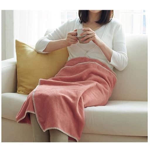 【泉州産】ふんわり軽い綿毛布 – セシール