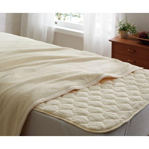【SALE】 もこもこあったか2枚合わせ毛布の写真