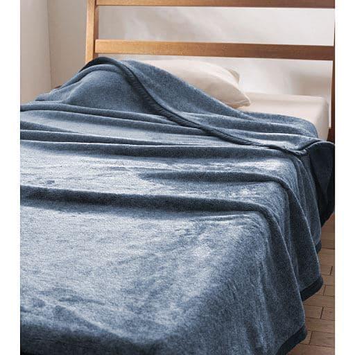「吸湿発熱」スマートヒート毛布 – セシール