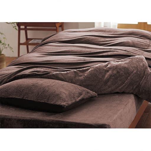 「吸湿発熱」スマートヒート布団を包む毛布 – セシール