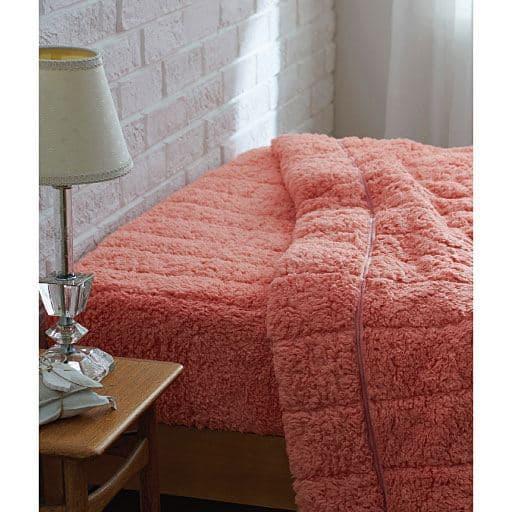カシミヤ調わた入り毛布の商品画像