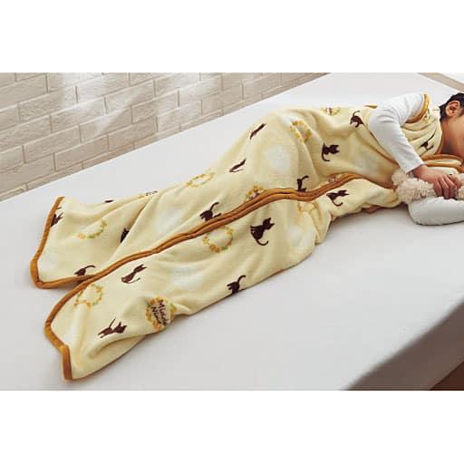 毛布生地で作ったスリーパー – セシール