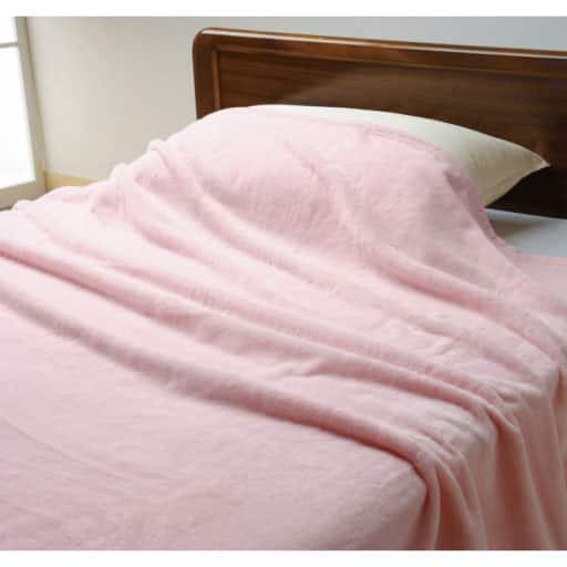 シール織綿毛布(色おまかせ) – セシール