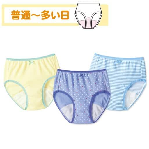 【ティーンズ】 サニタリーショーツ(3枚組)