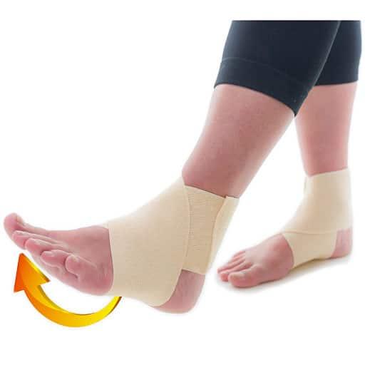 しっかり足首支援帯 – セシール