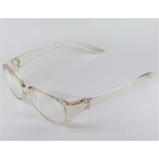 眼鏡の上から掛けられる拡大鏡 - セシール