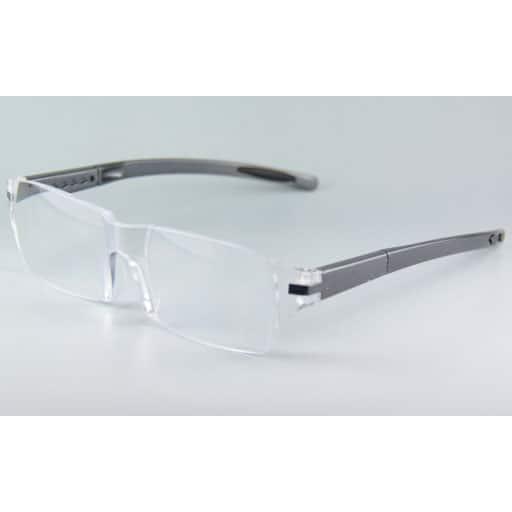 メガネ型拡大鏡 ズームシニアグラスファイン - セシール