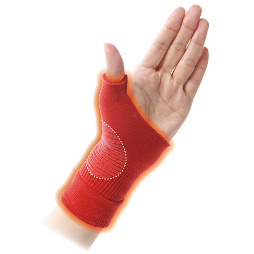 手首ほぐねるfit(2枚) – セシール