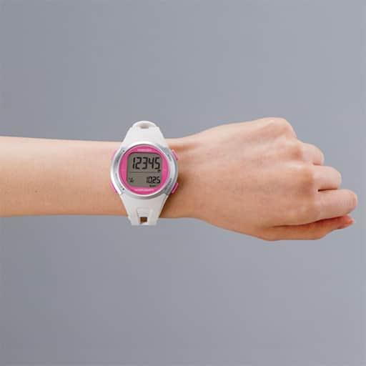【レディース】 ウォッチ電波万歩計の通販