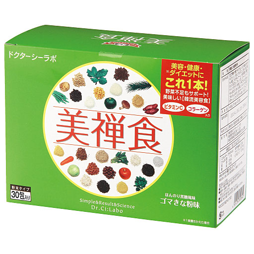 ドクターシーラボ 美禅食 - セシール