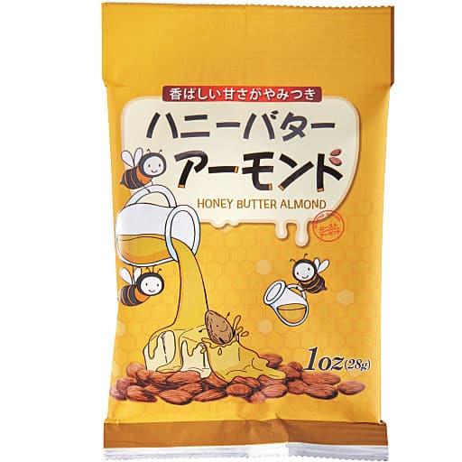ハニーバターアーモンド(小袋12袋入り) - セシール