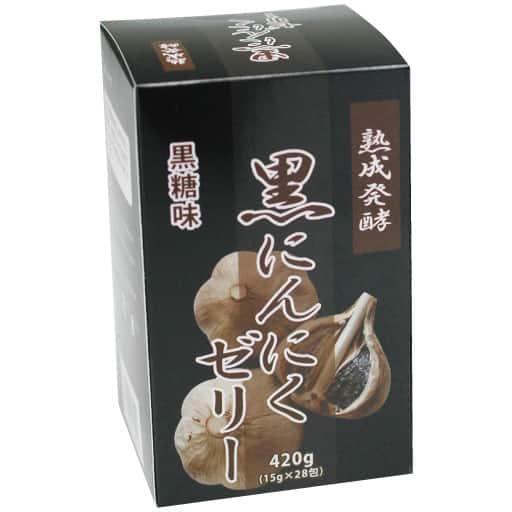 熟成発酵濃縮黒にんにくゼリー – セシール