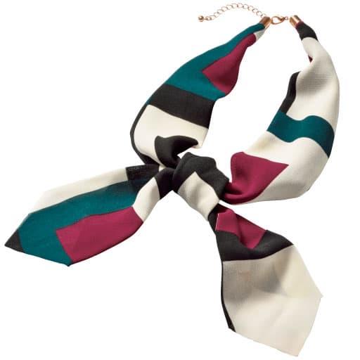 【SALE】 スカーフネックレス