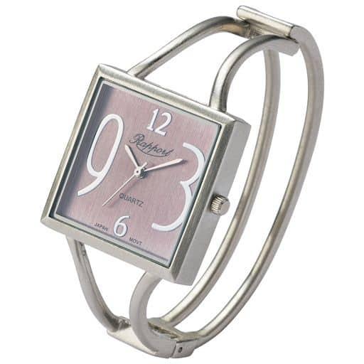 【レディース】 バングル時計(フォーマル・卒業式・入学式)の通販