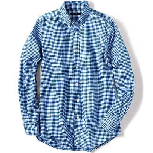 【SALE】 【メンズ】 横ストレッチシャツ(長袖) – セシール