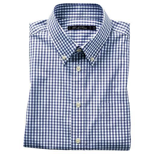 【SALE】 【メンズ】 先染めカジュアルシャツ(長袖) – セシール