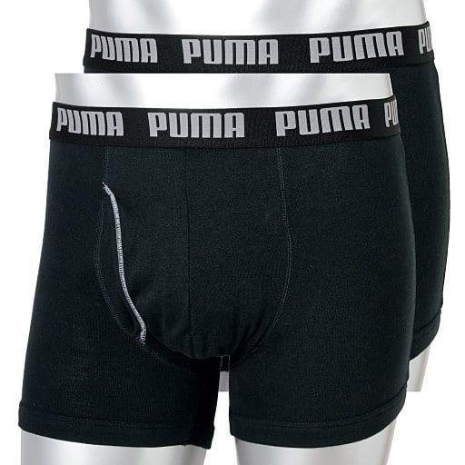 【メンズ】 PUMAボクサーブリーフ・2枚組(同色2枚組)