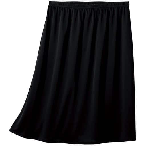 【レディース】 スカートに合わせて丈が選べる人気のペチコート(吸汗・速乾・静電気防止)(選べる4丈)の通販
