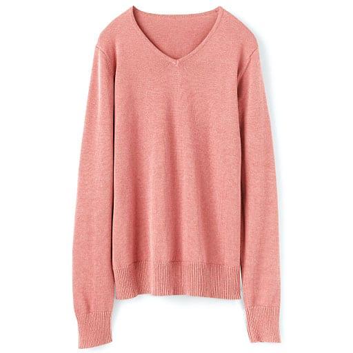 【レディース】 Vネックセーターの通販