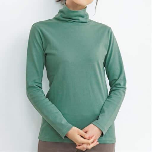 【レディース】 UVカットルーズネックTシャツの通販