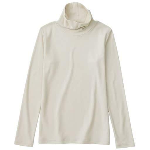 【レディース】 UVカットルーズネックTシャツ(S-5L・綿100%)の通販