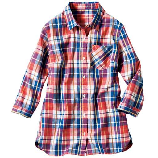 【SALE】 【レディース】 チェック柄シャツの通販