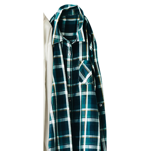 50%OFF【レディース】 UV対策レギュラーシャツ
