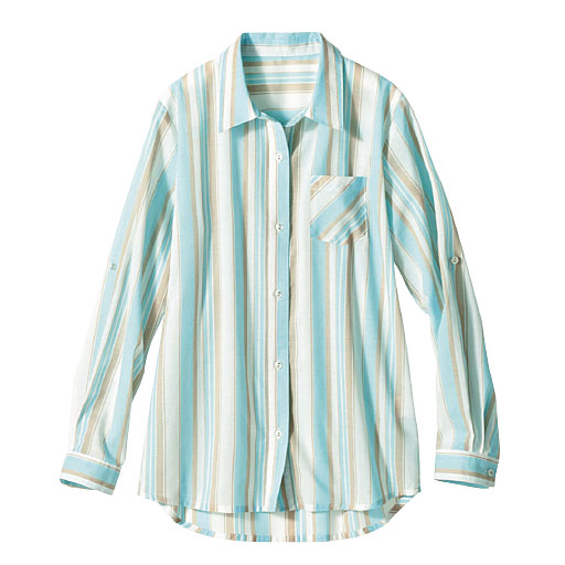 【レディース】 UV対策レギュラーシャツの通販