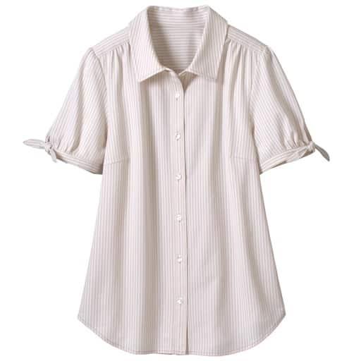 【レディース大きいサイズ】 カットソーシャツ(半袖)の通販