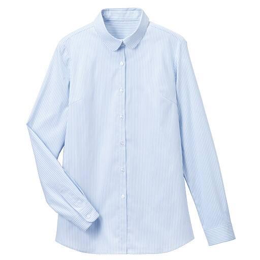 【レディース】 ラウンドカラーシャツ – セシール