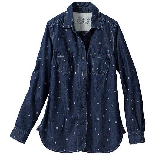 【SALE】 【レディース大きいサイズ】 プリントシャツの通販