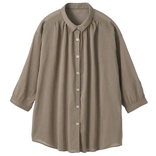 【SALE】 【レディース】 レギュラーシャツ(7分袖)(遮熱)の通販