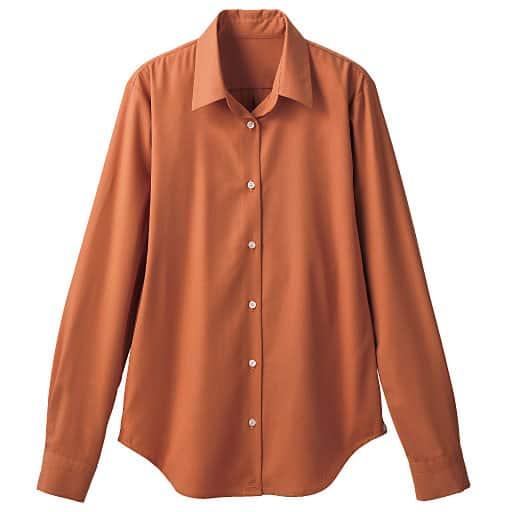 【SALE】 【レディース】 2WAYレギュラーシャツ(形態安定 UVカット 速乾 冷感)の通販