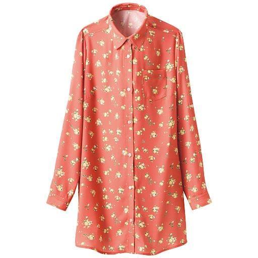 【レディース】 ロングシャツ – セシール