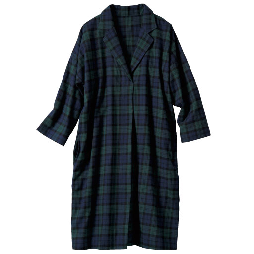 【SALE】 【レディース大きいサイズ】 テーラー衿シャツチュニックの通販