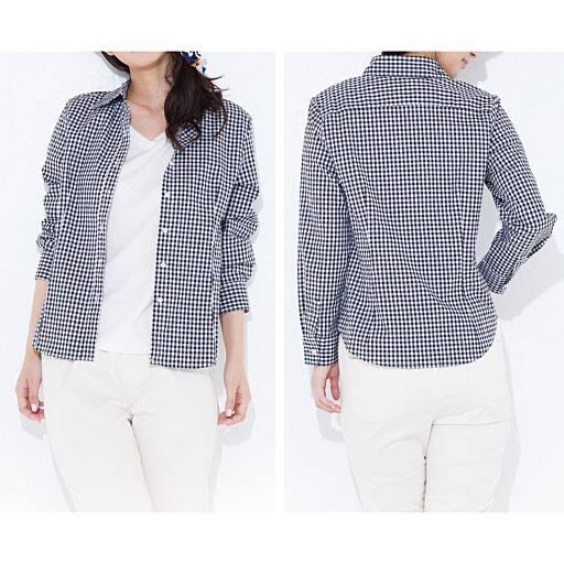【SALE】 【レディース】 美シルエットベーシックシャツの通販