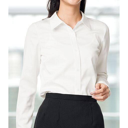【レディース】 レギュラーシャツ(制菌)の通販
