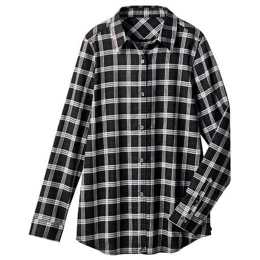 セシール【SALE】 【レディース】 トラッドチェックシャツ - セシール