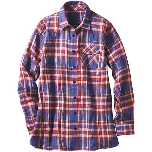 【SALE】 【レディース】 チェックシャツの通販