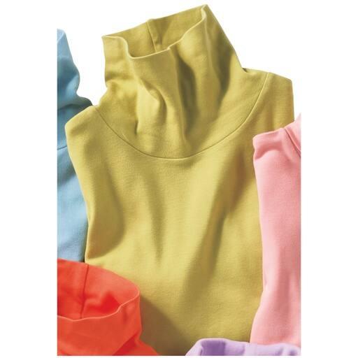 【レディース】 UVカットルーズネックTシャツ(五分袖)(S-5L・綿100%)の通販