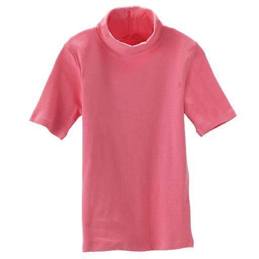 【レディース】 UVカットルーズネックTシャツ(半袖)(S-5L)の通販