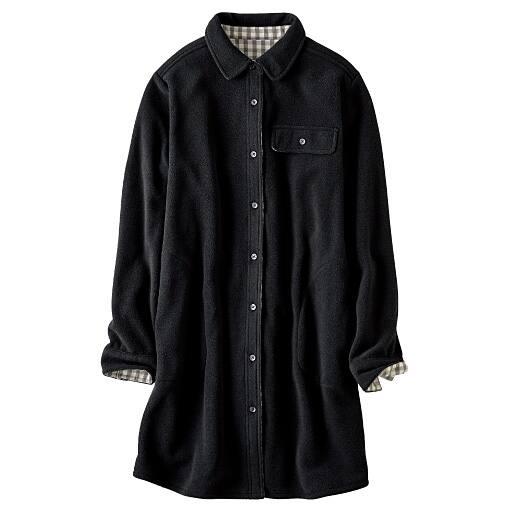 【SALE】 【レディース】 フリースオーバーシャツの通販