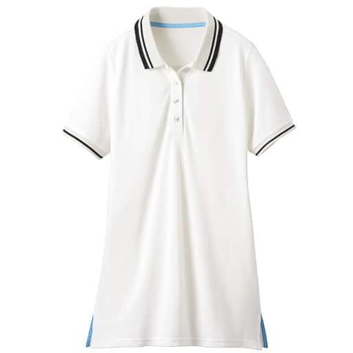 【SALE】 【レディース】 スマートドライ ロングポロシャツ